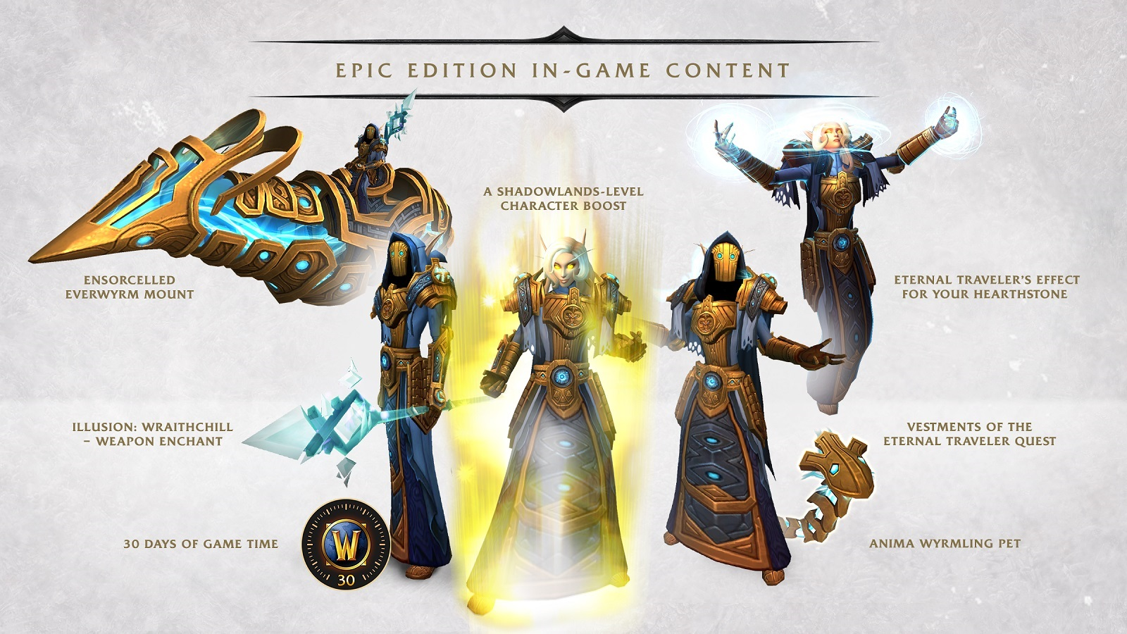 Seek Your Fate In The Shadowlands World Of Warcraft S New Expansion Arrives October 27 Esports Ph